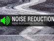 Remove background noise from your audio or video file