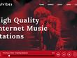 Create homepage website design
