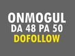 Skyrocket your ranking with HQ backlink on Onmogul DA48