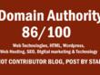 Post at Wordpress DA86 Blog- DoFollow