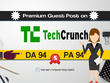 Publish a Guest Post On Techcrunch, Techcrunch.com  ( DA 96)