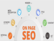 Do on-page SEO (keyword/meta/desc) for your website for upto 10 Links/pages/keyword