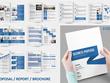 Design a professional brochure, booklet, catalogue, annual report