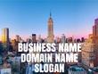 Business Name - Company Name - Domain Name - Slogan