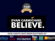 Publish a guest post on EvanCarmichael - EvanCarmichael.com - DA57, PA50