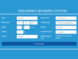 Integrate insurance widget into your website which help you to get booking