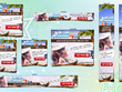 Design set of animated banner ads (HTML5 or GIF)