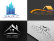 Design amazing creative realestate logo professionally