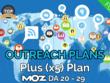 Provide our plus (x5) blogger outreach plan, guaranteed FOLLOW links blogs Moz DA20+