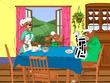 Illustrate 7 cute children's illustration for Children Book