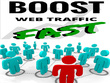 Provide 10k  traffic to your website to increase Google ranking