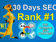 Daily 5 Manual PR10 High Authority Backlinks Building - Rank #1