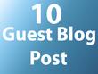 10 Guest Blog Post Da20 To Da30