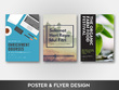 Create an eye-catching poster/flyer design
