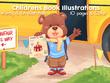 Illustrate your children's book / picture book
