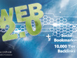 25 Web 2.0 blog properties and 25 social bookmarking + more.