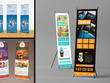 Design your roll up banner