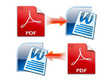 Convert 10 page of pdf to word document and edit