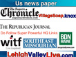 Guest posts on 7 American News paper website  Powerful Links