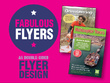 Design your double-sided flyer, leaflet, postcard or invitation