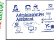Be your admin or virtual assistant for 3 hr
