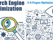 On-Page Optimization Website Optimization SEO SEM - 6 Pages