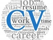 Develop Your CV