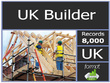 Send you 8000 record UK Builder contact/emails list