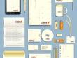 Design a professional logo + stationery identity + favicon