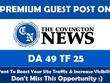 Write & Publish Guest Post on Covnews. Covnews.com - DA49, PA48