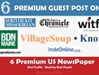 Write & Publish Guest Post on 6 US Newspapers - DA60+