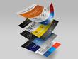 Design a 2-Page Modern & Professional Flyer or Leaflet