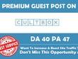 Write & Publish Guest Post on Cultbox.co.uk - DA 40 - Premium Do