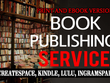 Publish Your Book For Print And Ebook On Createspace and lulu
