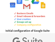 Set-up your G Suite (Google Apps) for your business