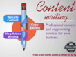 Content Writing, Blog writing, Guest blog Writing