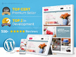 Develop fully responsive, fast loading  eCommerce WordPress site