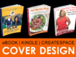 Design 2D + 3D eBOOK cover