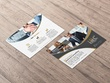 Design a Double Sided Awesome Flyer or Leaflet