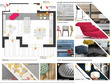 Create the layout of your ROOM