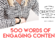 Write an engaging and original article for your website