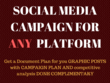 Help you with Social Media Planning