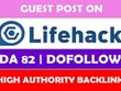 Write and publish on lifehack.org with dofollow link
