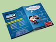 Design double-sided flyer/postcard/leaflet/brochure/invitation