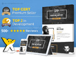Build a professional 5-page WIX website with top-quality design