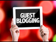 Feature Guest Post With Blogger Outreach On DA 20-30 Plus Blogs