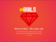 Develop custom Ruby on rails Application as demanded for 9 hours