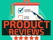 Write 5 high quality product reviews. 200 words each.