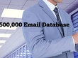 Email Database UK Business 500,000 Email Contact List