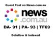 Guest post News.com.au DA91 TF69 Dofollow Indexed